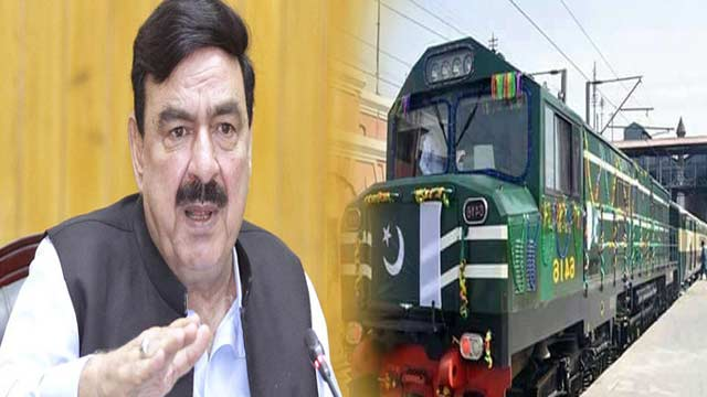 Pakistan announces closure of Thar Express over tensions with India