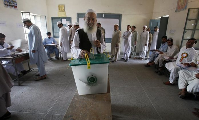ECP summons report from returning officer in PK-115 polls