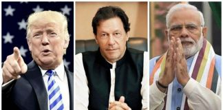 Trump urges India, Pakistan to reduce tensions on Kashmir issue