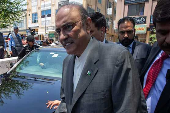 Asif Zardari to be shifted to PIMS for medical examination