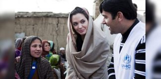 Angelina Jolie backs Afghan film 'Hava, Maryam, Ayesha'