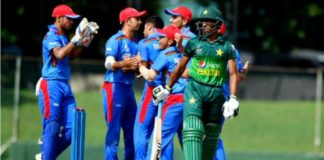 Afghanistan beat Pakistan in ACC U19 Asia Cup 2019 group match