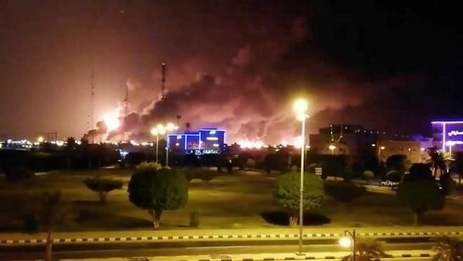 Saudi Arabia to invite U.N. experts to investigate oil attack