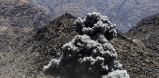 30 civilians killed in air strike near pine nut field in eastern Afghanistan