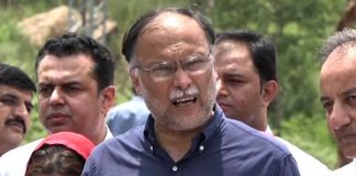 PTI govt become matter of national security: Ahsan Iqbal