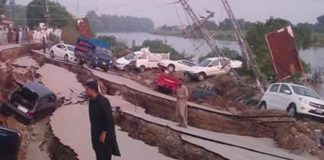 Death toll mounts to 37, over 500 injured in earthquake in Azad Kashmir