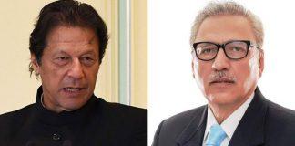 President, PM condole loss of precious lives in PIA plane crash in Karachi