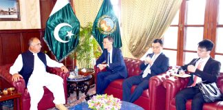 Road show of Pakistani minerals to be held in China soon: KP Governor