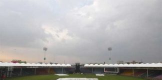 Rain washes out first ODI between Pakistan and Sri Lanka in Karachi