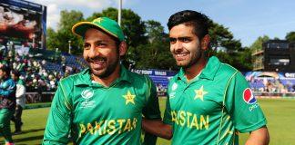 Sarfaraz retained as Pakistan captain, Babar named vice-captain