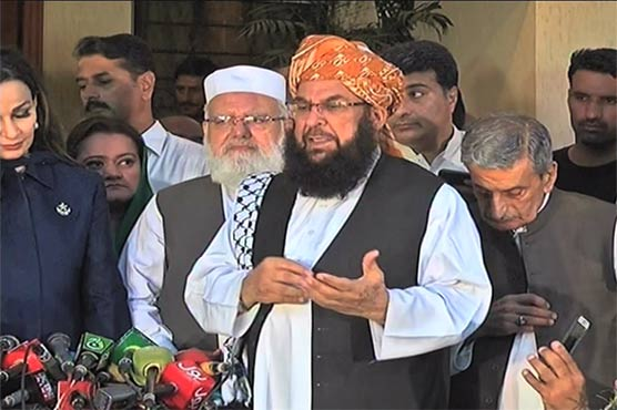 Teenagers not allowed to participate in JUI-F's Azadi March: Ghafoor Haideri