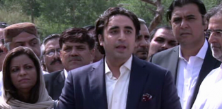 PPP won't participate in JUI-F's sit-in in Islamabad: Bilawal