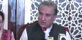 Govt has no intention to repeal 18th amendment: FM Qureshi