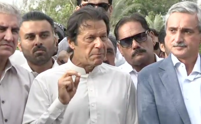 ECP to start hearing of PTI foreign funding case today