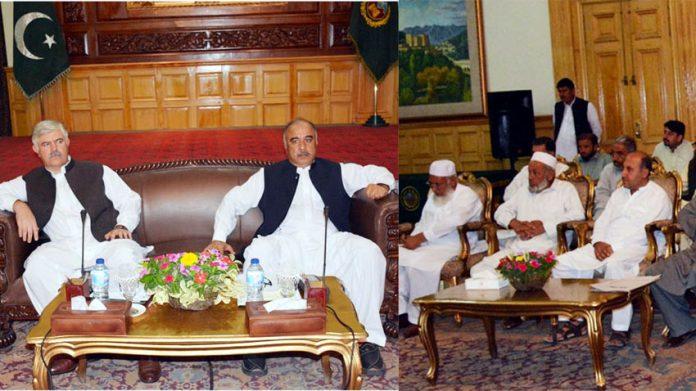 KP govt allocated Rs2.5b for development of former FR Peshawar areas: Farman