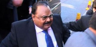 MQM founder Altaf Hussain charged under terrorism act in UK