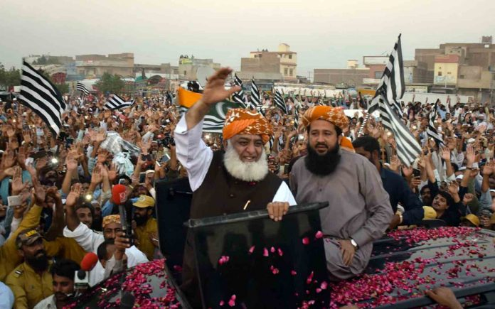 Azadi March to reach Islamabad today