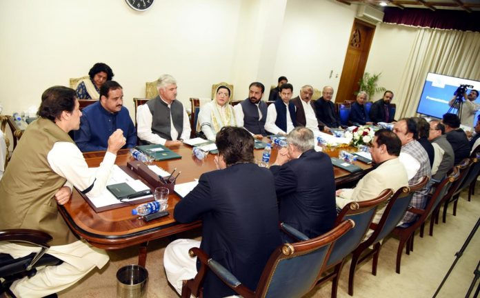PM Imran seeks suggestions to control prices of daily use items