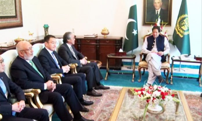 PM Imran welcomes $240m foreign investment from Hong Kong-based port operator
