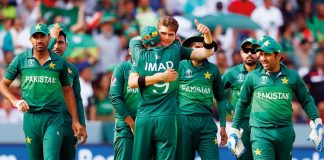 Pakistan cricket team 20 players, 11 support staff members leave for Manchester