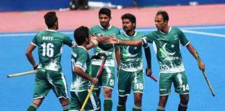 Pakistan hockey team leaves for Germany