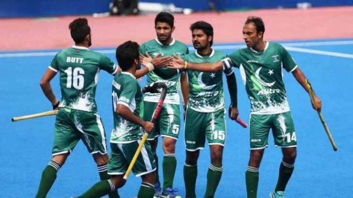 Pakistan hockey team leaves for Germany