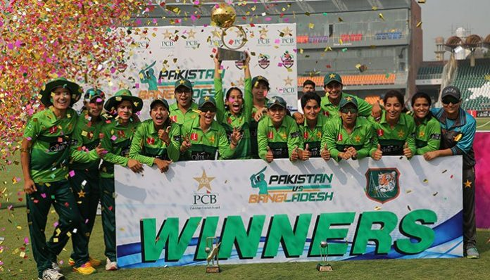 Pakistan women beat Bangladesh, win T20 series by 3-0