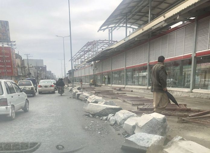 Peshawar BRT project delayed by another three months