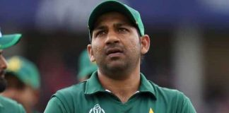 Sarfaraz Ahmed removed as Pakistan's captain in Test and T20 formats