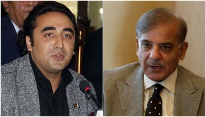 Bilawal, Shehbaz to hold consultations on anti-govt campaign