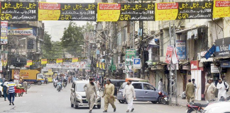 Traders continue countrywide shutter-down strike on second day