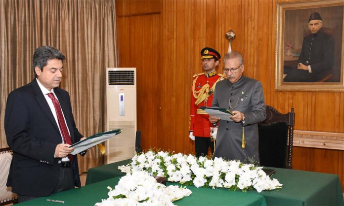 Farogh Naseem rejoins federal cabinet