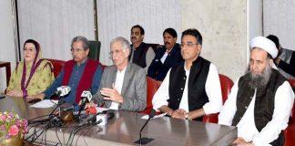 Govt decides to negotiate with JUI-F chief Maulana Fazlur Rehman
