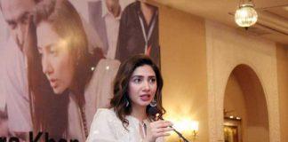 Mahira Khan becomes UNHCR goodwill ambassador for Pakistan