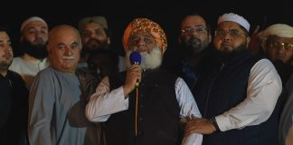 Fazlur Rehman announces end to Islamabad sit-in, activates Plan B
