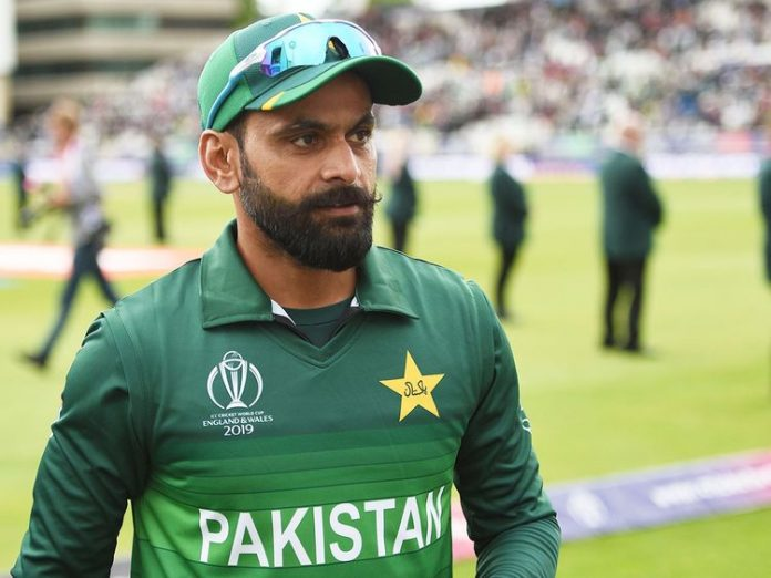 Muhammad Hafeez feels India weren't playing to win against England