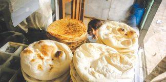 Peshawar nanbais demand Rs5 increase in roti price