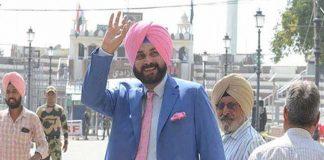 Indian govt allows Sidhu to visit Pakistan for Kartarpur Corridor inauguration
