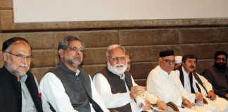Opposition's Rehbar Committee meeting to discuss Azadi March today