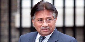 LHC to hear Musharraf's plea against special court formation on Jan 9