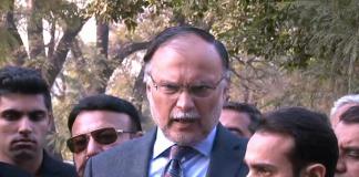 PM Imran risks entire sugar industry to save thieves: Ahsan Iqbal