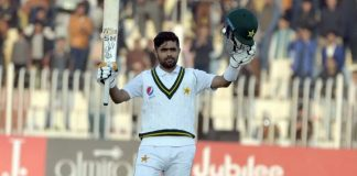 Babar Azam climbs to career-best sixth spot in Test rankings