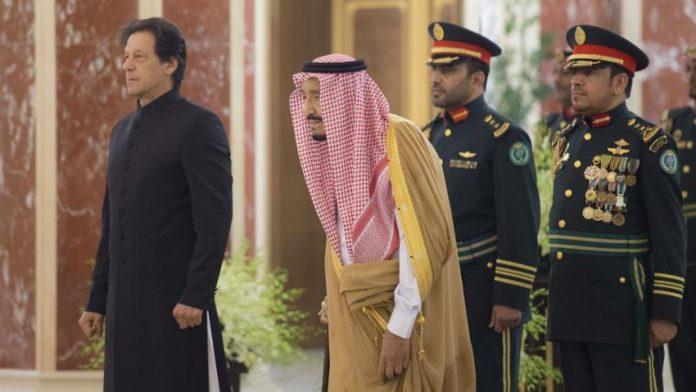 PM Imran to meet King Salman, Crown Prince of Saudi Arabia