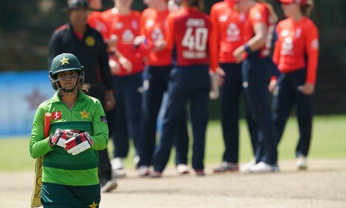 England Women beat Pakistan by 29 runs in first T20I