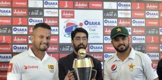 First match of Pakistan, Sri Lanka Test series begins tomorrow