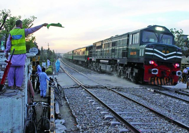 Eight trains to Karachi suspended in wake of coronavirus