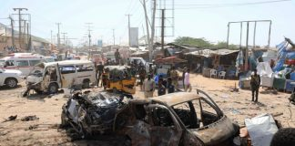 Car bomb kills at least 76 in Mogadishu