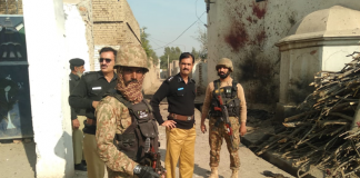 No casualties in suicide blast in Lakki Marwat