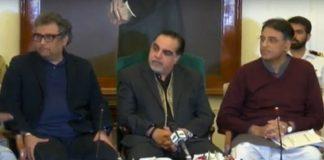 Federal govt issued funds for mega projects of Karachi: Asad Umar