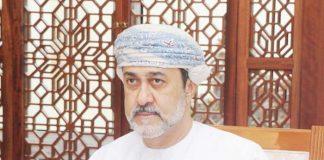 Haitham bin Tariq al-Said sworn in as Sultan Qaboos's successor